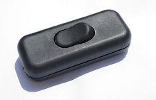 Schnurschalter Schnur-Zwischenschalter 250V/4A Schwarz /weiß für kabel
