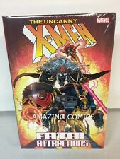 MARVEL X-MEN FATAL ATTRACTIONS Omnibus Hardcover HC - NEW - MSRP $100
