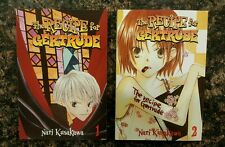 RECIPE FOR GERTRUDE VOL 1-2: DC COMICS, BY Nari Kusaka (Manga) *Lik New*