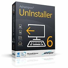 Ashampoo UnInstaller 6 deutsche Version ESD Download 14,95 statt 49,99 EUR