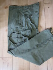 US Army Feldhose Vietnam 1st Cavalry Fieldtrouser Jungle Pants M64 L Marines