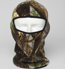 Outdoor Camo Thermal Fleece Balaclava Warm Winter Ski Motorcycle Full Face Mask