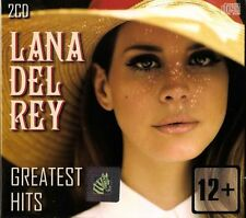 LANA DEL REY. Greatest Hits 2013 (2 CD Digipak package)