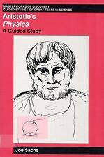 Aristotle's Physics: A Guided Study (Masterworks of Discovery)-ExLibrary
