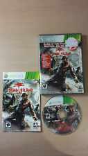Dead Island -- Game of the Year Edition (Microsoft Xbox 360, 2012) Complete