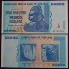 PRISTINE UNCIRCULATED ZIMBABWE 100 TRILLION BANKNOTE | 500 MILLION IN STORE