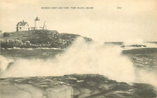 YORK BEACH ME HUBBLE LIGHTHOUSE & COASTAL SURF P/C