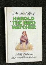 The Secret Life of Harold the Bird Watcher by Hila Colman Weekly Reader Book