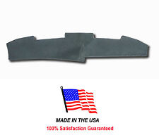 1981-1993 Dodge Ram Pickup Full Size Dash Cover Gray Carpet DO17-0