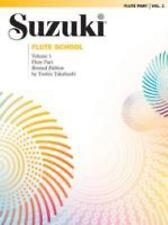 Suzuki Flute School, Flute: Flute Part, Takahashi, Toshio (COP) / Suzuki, Shinic