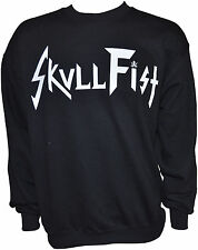 SKULL FIST Don't Stop The Fight Sweatshirt L / Large 163071