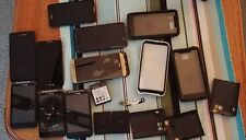 lot of cell phones