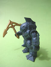 Genuine Complete Greek Battle Beast Metallic Blue Killer Carp Takara El Greco
