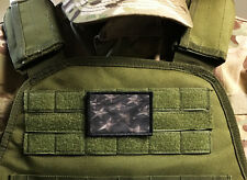 Subdued Stars and Stripes FLAG MORALE Patch Tactical ARMY Military USA Hook