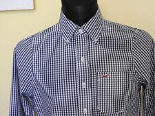 Hollister men casual shirt long sleeve size S