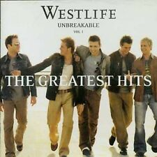 WESTLIFE Unbreakable The Greatest Hits CD BRAND NEW Best Of
