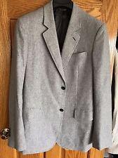 LOUIS VUITTON $7,000 Men's 100% Cashmere Suit 40