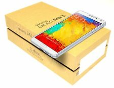 Samsung Galaxy Note 3 III - 32GB N900A - AT&T GSM Unlocked White Phone, 4G LTE
