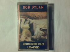 BOB DYLAN Knocked out loaded mc cassette k7 SIGILLATA SEALED!!!