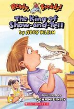 The King of Show-And-Tell (Ready, Freddy! #2) - Acceptable - Klein, Abby - Paper