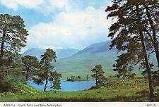 postcard Argyll Loch Tulla and Ben Achaldair  posted Whiteholme