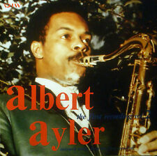 CD ALBERT AYLER - the first recording vol. 2, Japan-Import