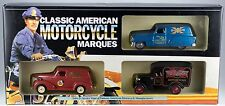 Lledo Classic American Motorcycle Marques Days Gone 3 Vehicle Set MIB England