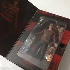 New Freddy Krueger Action Figure Statue A Nightmare on Elm Street Model Kits Toy