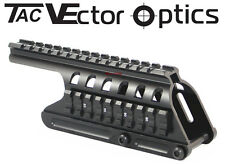 Vector Optics Remington 870 RM870 Shotgun Scope Picatinny Mount with Side Rail