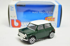 MINI COOPER 1969 1:43 Car NEW Model Die Cast Models Cars Diecast Burago Bburago