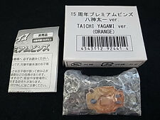 Bandai Digimon Adventure 15th Anniversary Digivice Pin Taichi Yagami Orange Ver