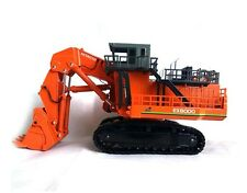 1/87 HITACHI Hydraulic large Excavator EX8000 Diecast Model