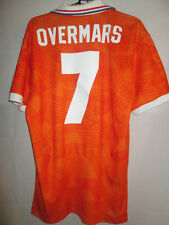 Holland 1992-1994 Overmars #11 Home Football Shirt Size Large /34496