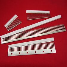 4.5mm 16 24 40 60 deckerkamm-Transfer combs sockscomb Decker knitting machine