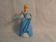 Disney Princess Cinderella Blue Gown PVC Figure or Cake Topper