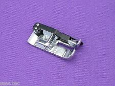 "1/4"" EDGE STITCHING/ QUILTING FOOT WITH GUIDE JANOME BROTHER JUKI #200330008"