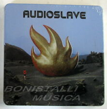AUDIOSLAVE - Same S/T - CD Special Edition Metal Tin Box Sealed