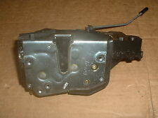 BMW E46, 3 SERIES 320i TOURING REAR RIGHT, DRIVERS SIDE DOOR LOCK