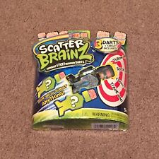 Scatter Brainz Seriously Sticky Deranged Darts Coma Toes (Toys, Game, New)
