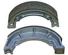 Yamaha XC125 Beluga front brake shoes (1992-1995) 130mm x 28mm, read listing