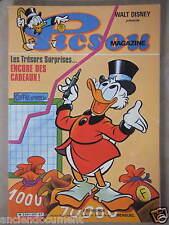PICSOU MAGAZINE N°107 LES TRÉSORS SURPRISES -  1ème trimestre 1981
