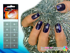 SmART-nails - Snow Flake Nail Art Stencil Set N059 Professional Nail Product