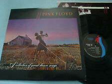 Pink Floyd A Collection of Great Dance Songs LP NM TC37680 1981