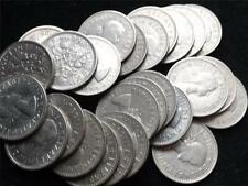 """1953 ELIZABETH II UK """"LUCKY"""" SIXPENCE COIN - MULTIPLE COINS AVAILABLE - WEDDINGS"""