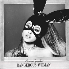 DANGEROUS WOMAN BY ARIANA GRANDE - BRAND NEW SEALED CD - US SELLER