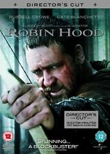 Robin Hood (DVD, 2010) Russell Crowe - Plays in English Packaging is Foreign NEW