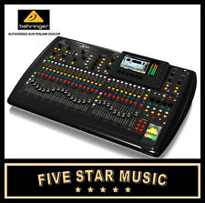 BEHRINGER X32 DIGITAL MIXER PA LIVE MIXING CONSOLE 32 X MIDAS PREAMPS NEW