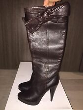 Christian Dior High Heel Boot Size 37