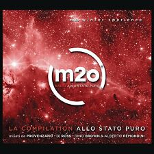 M2O Winter xperience 2016 La compilation allo stato puro 3CD (new/sealed)
