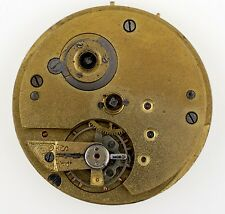 D F C DIMIER FRERE & COMPANY SWISS LEVER POCKET WATCH MOVEMENT SPARES Q96